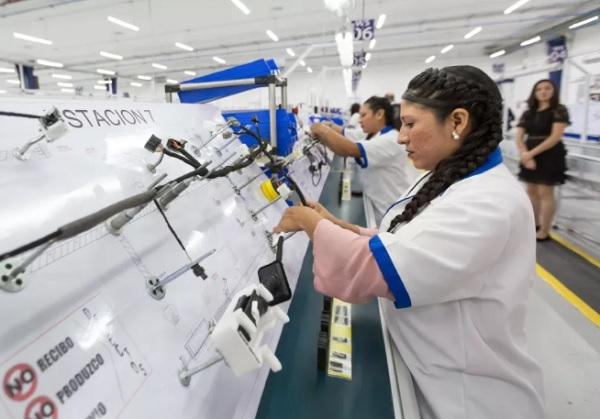 Remarkable Manufacturing Sector Shows Exponential Growth In Yucatan The Wiring 101 Vieworaxxcnl
