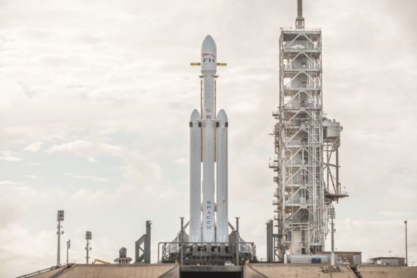 Get a Close Look at SpaceX's Falcon Booster Minutes After Landing
