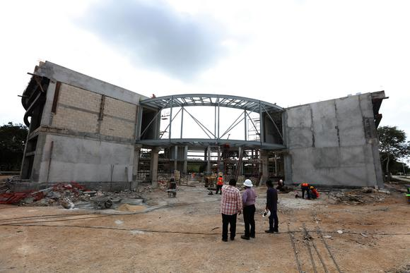 The Museum of Science of the Chicxulub Crater will be ready
