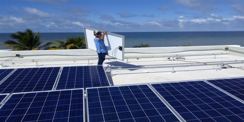 Cejudo Corporation Clean Energy For Yucatecan Homes And