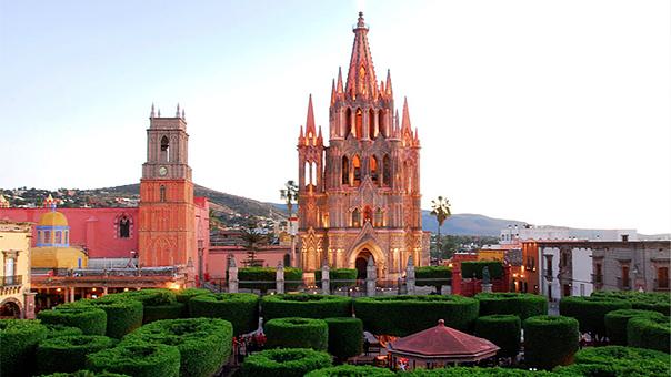 Αποτέλεσμα εικόνας για San Miguel de Allende, Mexico, is No.1 city overall in 23rd Annual Travel + Leisure World's Best Awards