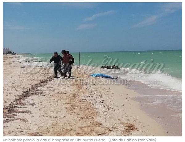 Man drowns in Chuburná Puerto – The Yucatan Times