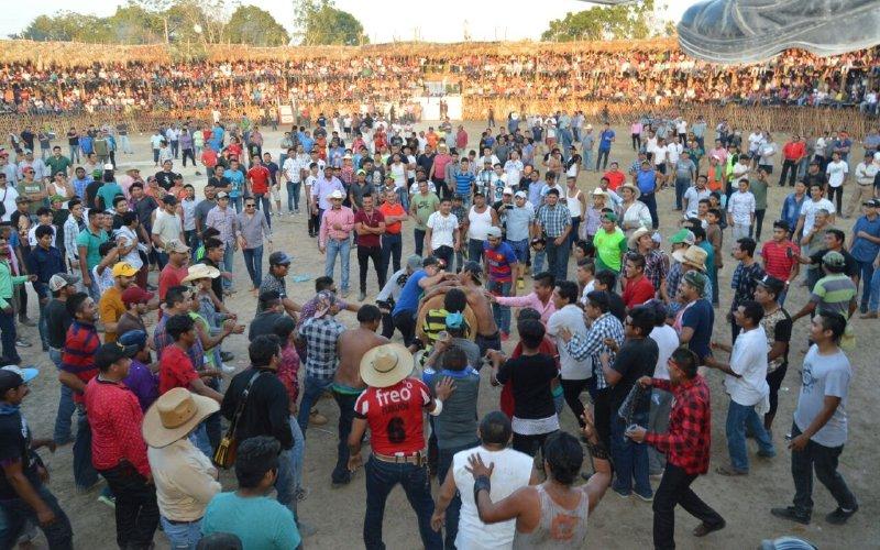 "Baxal Toro"" Another Barbaric Tradition of the Yucatan – The Yucatan"