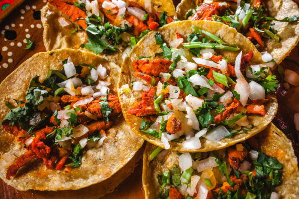 Tacos Al Pastor Are Chosen As The Best Dish In The World