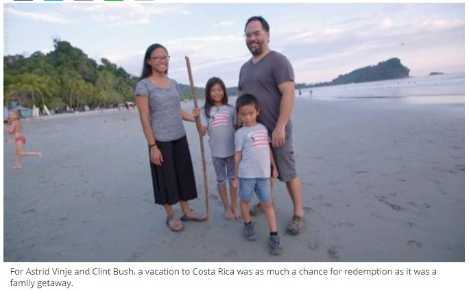 Meet the Seattle family of four that work, travel and live