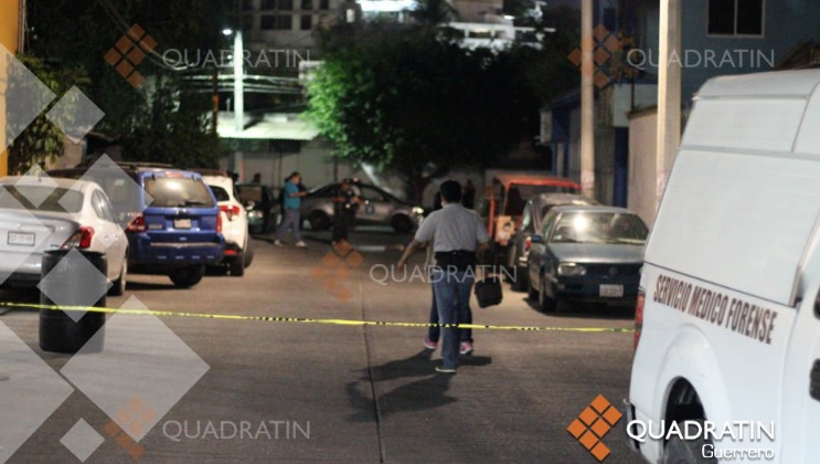 Tourists gunned down in Acapulco just one day before the Tianguis
