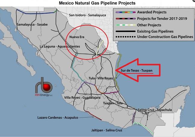 Mexico's CFE seeks international arbitration over Texas-Tuxpan
