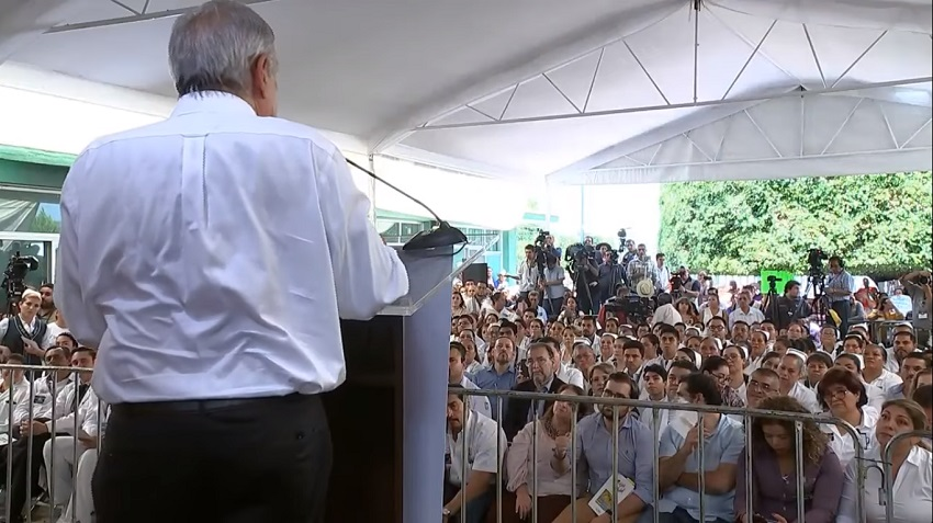 Amlo Gets Rid Of Seguro Popular And Introduces Health