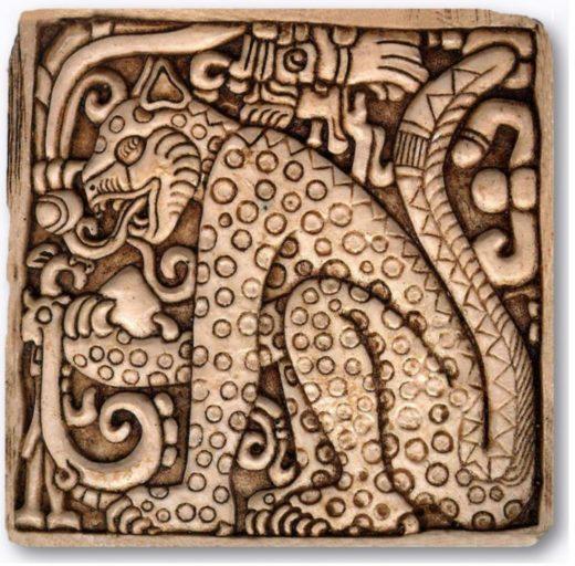 Inca Jaguar: Ek Balam, A Mayan God Represented By The Black Jaguar
