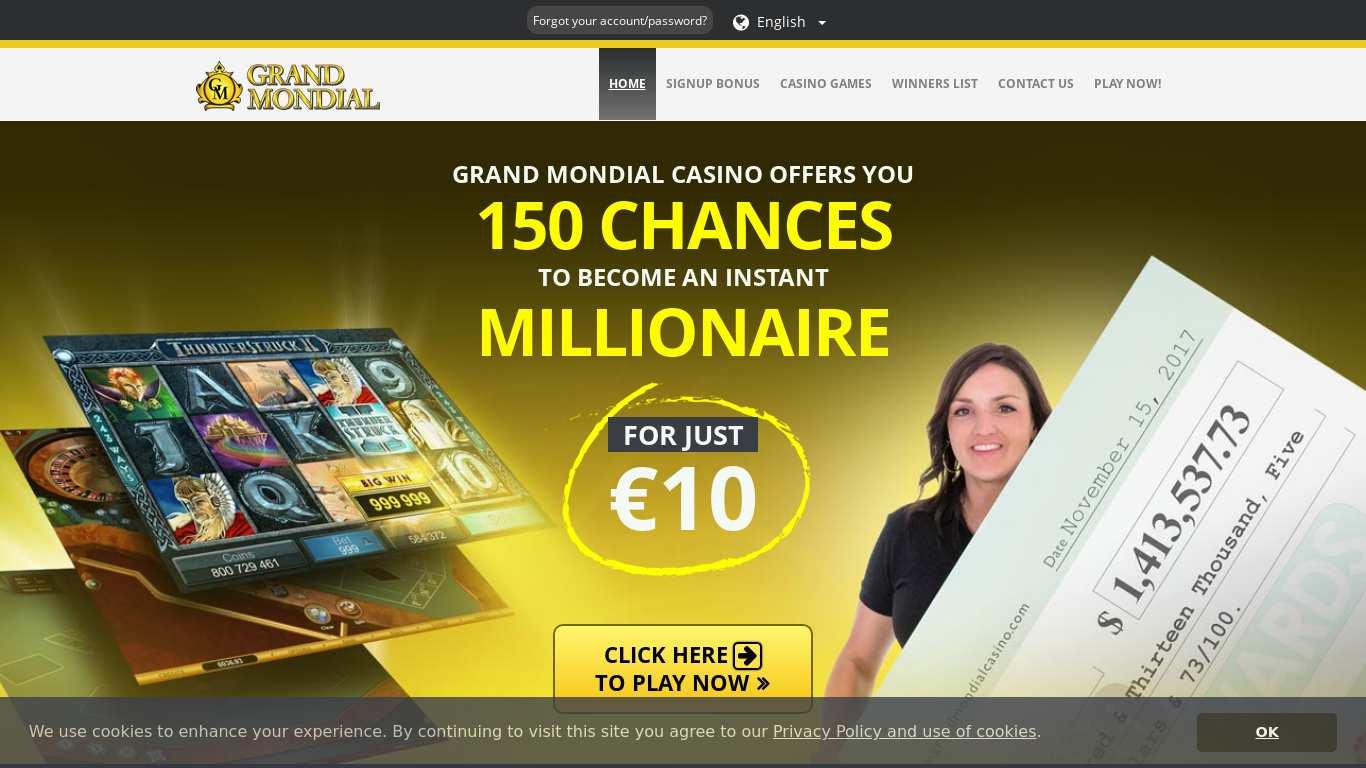 grand mondial casino einloggen eigenes online casino james bond