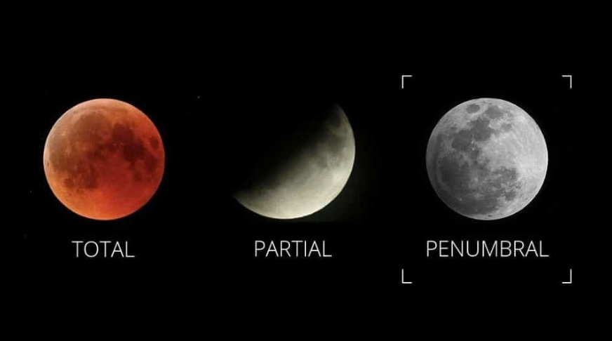 Penumbral Lunar Eclipse over the Yucatan July 4 – The Yucatan Times