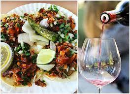 Cómo maridar comida mexicana con vino tinto, blanco o rosado