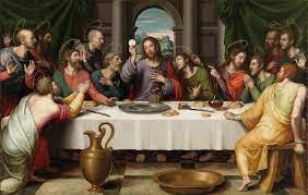 La Última Cena (Juan de Juanes) - Wikipedia, la enciclopedia libre