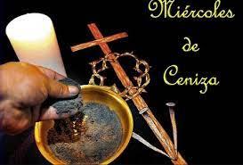 MIÉRCOLES DE CENIZA - AYUNO - ABSTINENCIA - : Misioneros Oblatos o.cc.ss