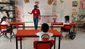 Inician clases presenciales 'escalonadas' en primarias de Campeche