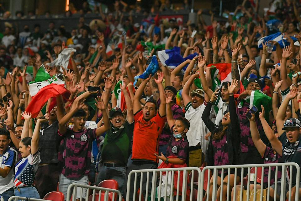 FIFA sanctions Mexico for homophobic yell